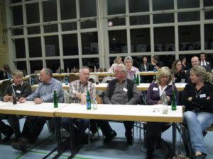 Manheimer Bürger beim Workshop