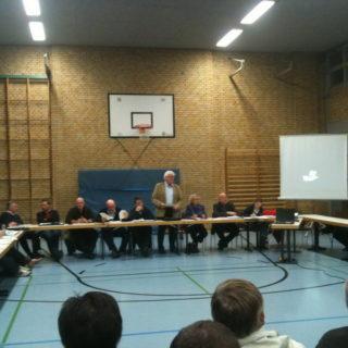 Beiratssitzung 25.11.2010