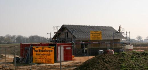 Erstes Haus in Manheim-Neu