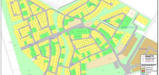 Grundstücksvormerkungsplan 12.7.2012